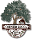 Country Woods Inn Logo